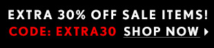 Extra 30% Off Sale!
