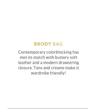 Brody Bag