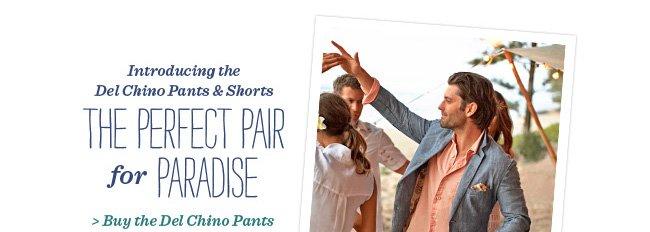 Buy The Del Chino Pants