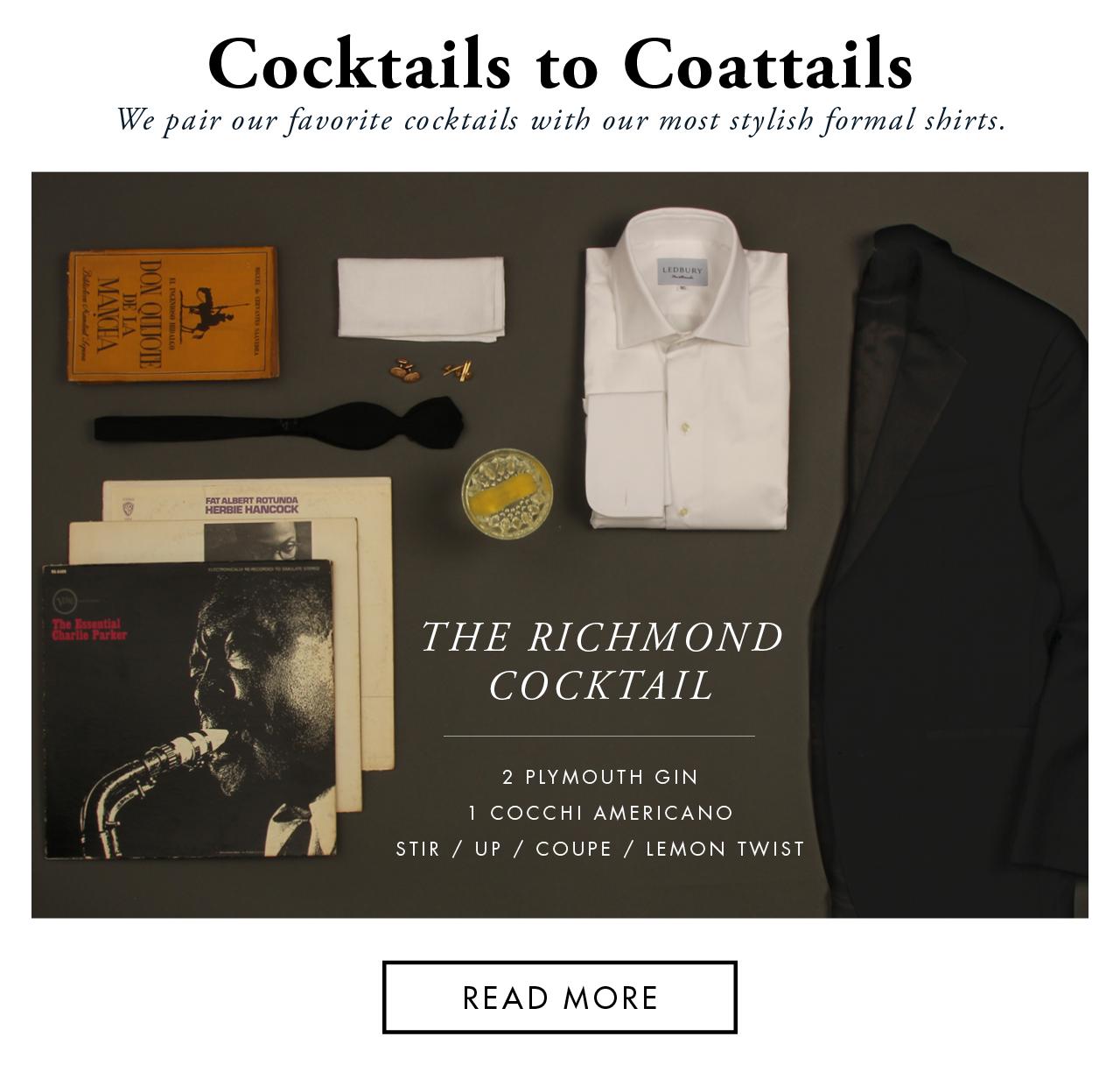 Cocktails to Coattails