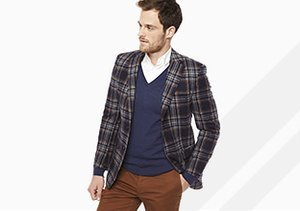 Well Suited: Sportcoats & Trousers