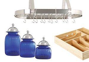 Get Organized: Kitchen Storage $15 & Up
