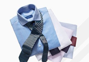 Well Suited: Dress Shirts & Ties