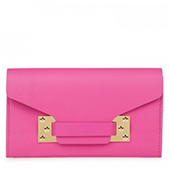 SOPHIE HULME - Leather wallet