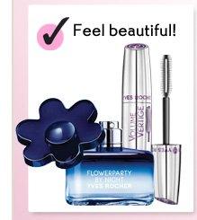 Feel beautiful!
