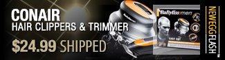 Newegg Flash - Conair Hair Clippers & Trimmer.