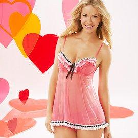 Valentine's Day: Women's Lingerie