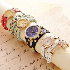 Time for Style: Wrap Watches