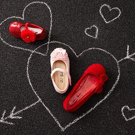 Valentine's Day: Kids' Shoes