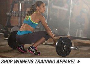 Shop Womens Training Apparel - Promo B
