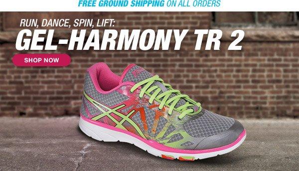 Shop the Womens GEL-Harmony TR 2 - Hero
