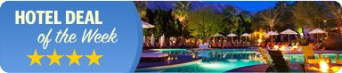 Hotel Deal of the Week: Palm Springs