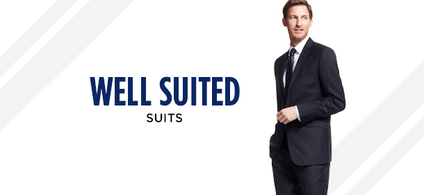 Well Suited: Suits