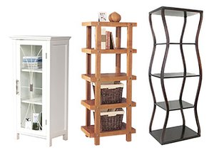 Get Organized: Shelves & More $49 & Up