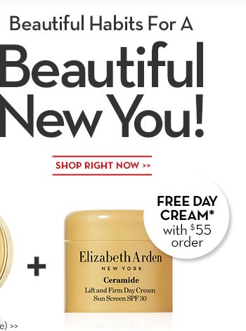 Beautiful Habits For A Beautiful New You! SHOP RIGHT NOW.
