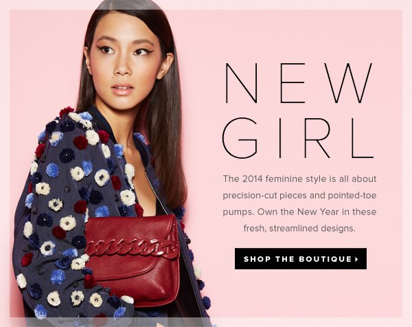 New Girl - - Shop the Lookbook: