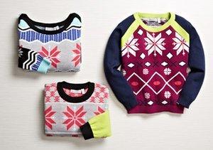 Sweater Weather: Girls' Fun Styles