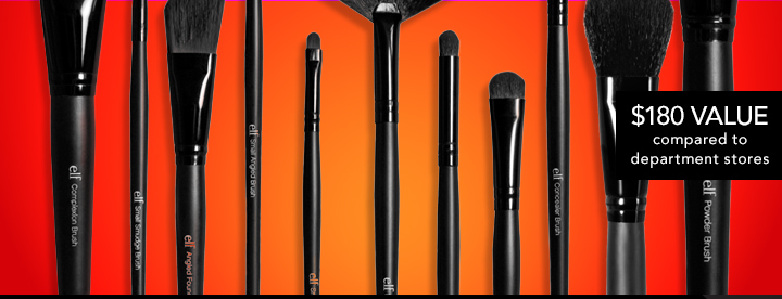 Use Code: BRUSH2014 on Orders $20.14 Plus by 1/13 Get It Now!