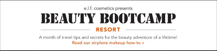 e.l.f Cosmetics Presents: Beauty Bootcamp Resort $2.14 for 2014 Studio 11Pc Brush Collection!