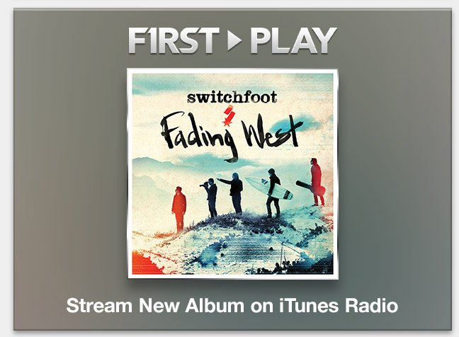 First Play: Switchfoot