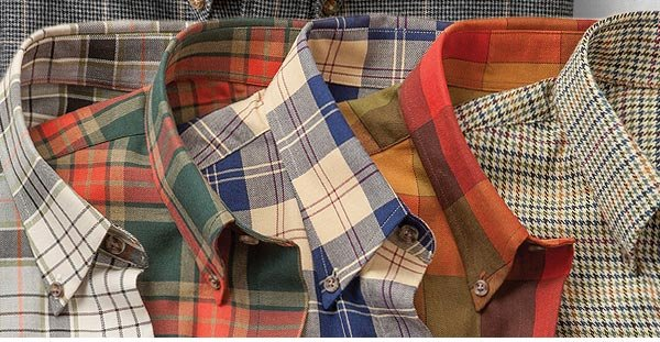 """I've fallen in love with these shirts. They are comfortable, good-looking, and very wrinkle free. After buying several, I never wear my other casual shirts."" —orvis.com customer, Wilimington, DE"