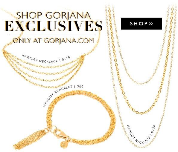 gorjana | Exclusives