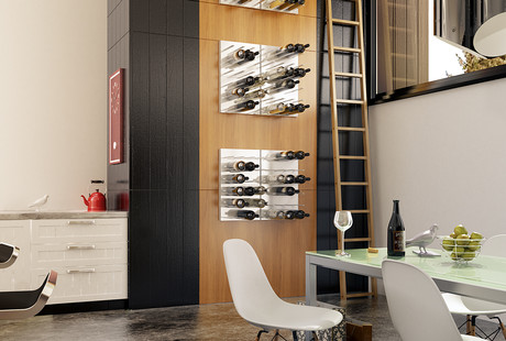 STACT Wine Wall