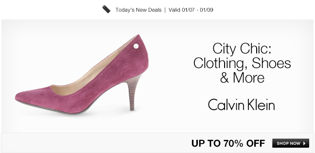 City Chic: Clothing, Shoes and More