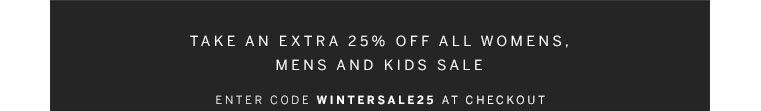 Shop our sale