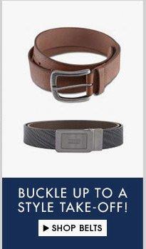 New Arrivals: Belts
