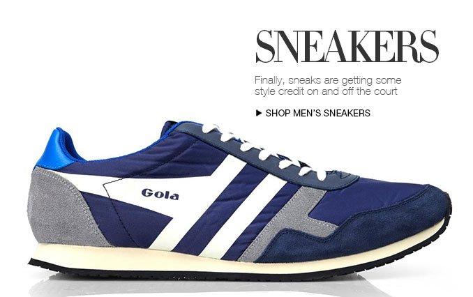 Shop Sneakers - Men's