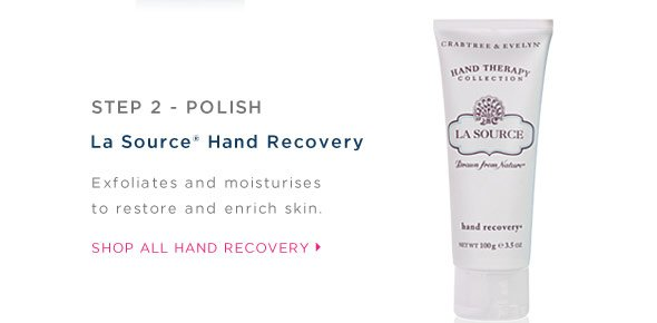 Step 2  Polish. Shop All Hand Recovery.