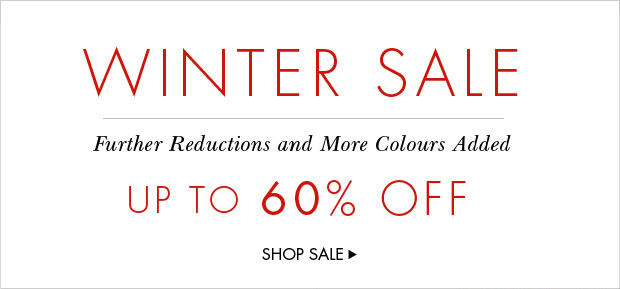 Download Images: Shop our Winter Sale with up to 60% off