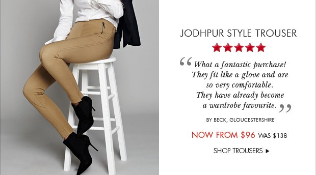 Download Images: Jodhpur Style Trouser