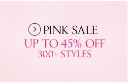 PINK Sale