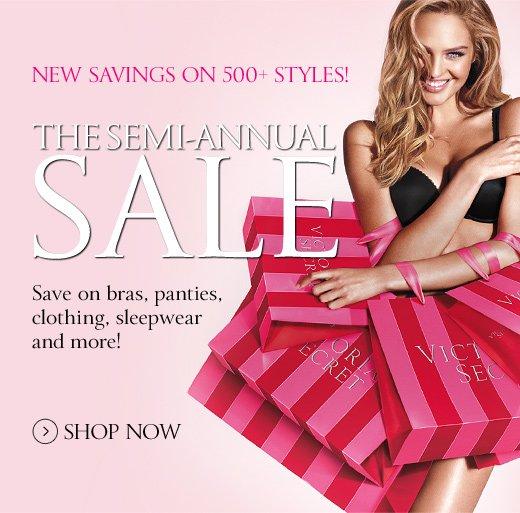 The Semi-Annual Sale