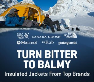 Insulated Jackets from Top Brands