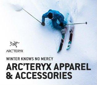 Arc'teryx Gore-Tex Pro Outerwear