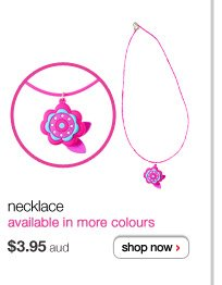 necklace - $3.95aud - available in more colours