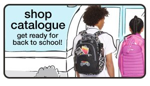 shop catalogue - get ready for back to school