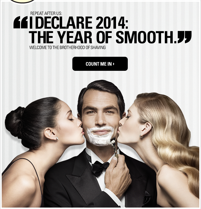 Declare 2014 The Year of Smooth