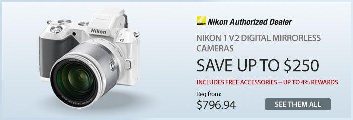 Adorama - Nikon 1 V2