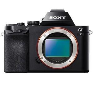 Adorama - Sony SLT-A7 Digital Mirrorless Camera