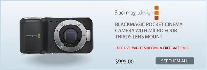 Adorama - Blackmagic