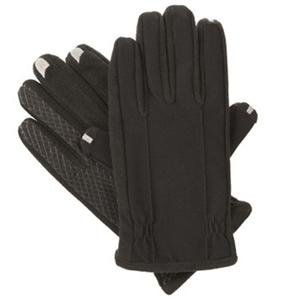 Adorama - Isotoner Men's SmarTouch 3 Tech Stretch Gloves