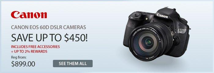 Adorama - Canon EOS 60D