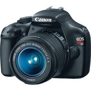 Adorama - Canon Rebel T3 DSLR Cameras