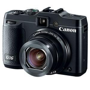 Adorama - Canon PowerShot G16 Digital Cameras