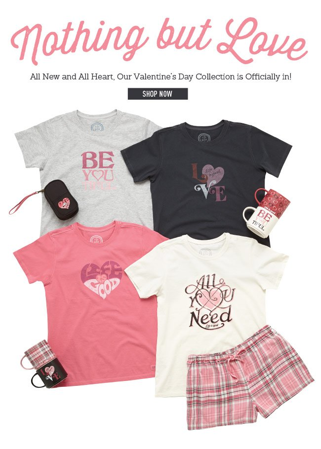 Shop the Valentine's Day Collection