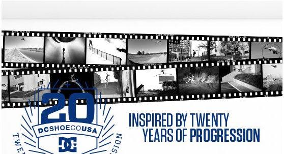 Inspired by twenty years of progression